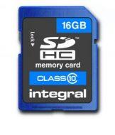 16GB SDHC Flash card
