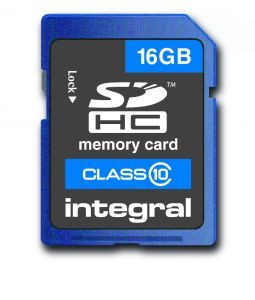 SD16G6 16GB SDHC Flash card