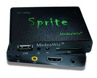 Sprite DV-S1 HD media player