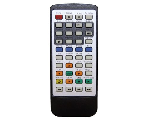 DVS1-RC replacement remote controller for Sprite player